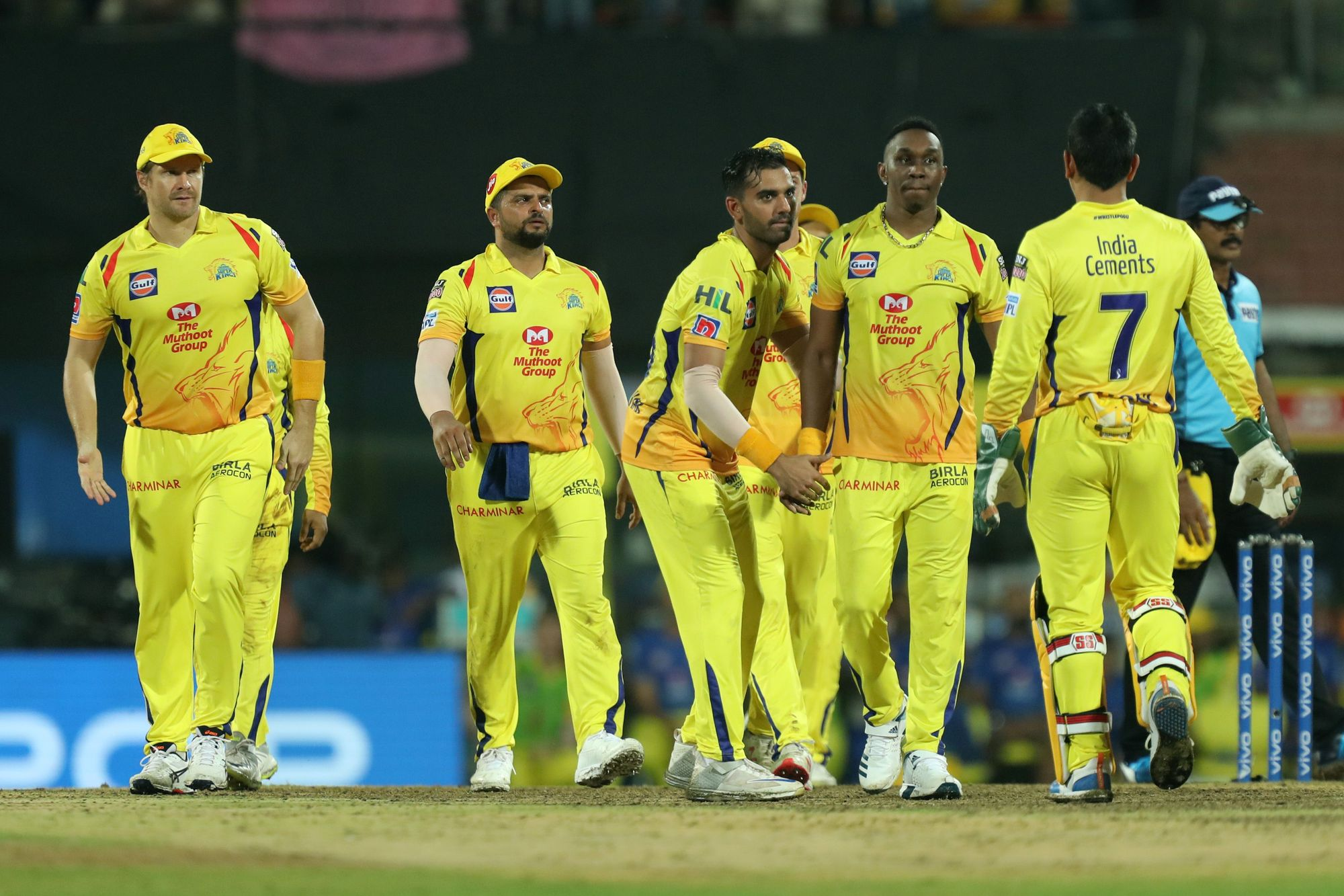 Retained Players of Chennai Super Kings  for 2021 | CSK – 2021 Players
