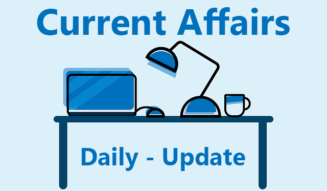 Latest Current Affairs on 13 Feb 2021