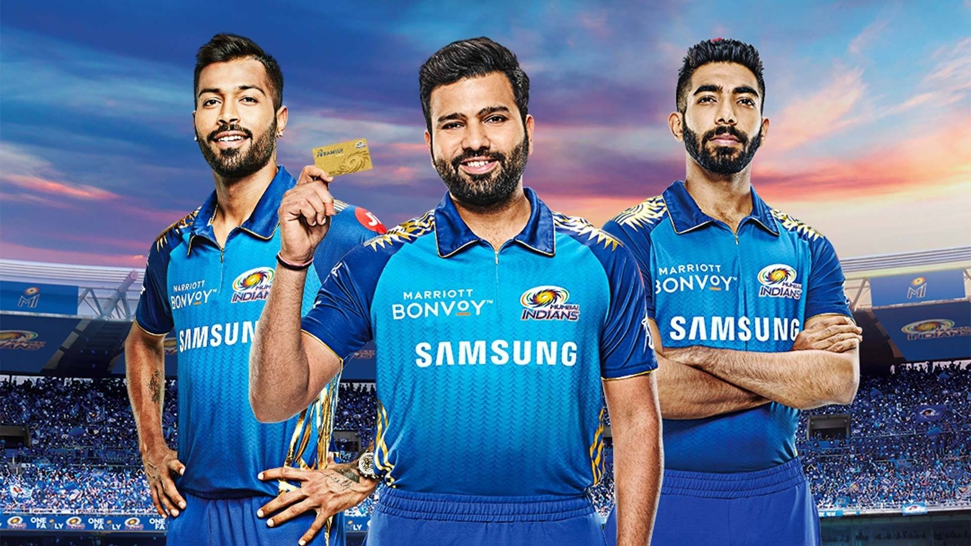 Retained Players of Mumbai Indians for 2021 | MI – 2021 Players