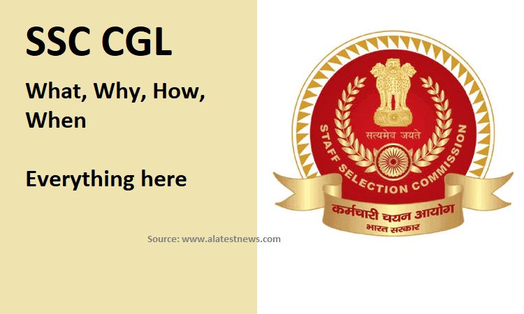 SSC CGL: What, Why, When & How You will Get Govt Job.
