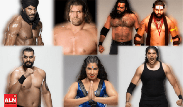 Top 10 Indian WWE Wrestlers Of All Time | Indian WWE Wrestlers 2021
