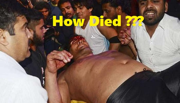 When a Wrestler lost his life in the hands of The Khali