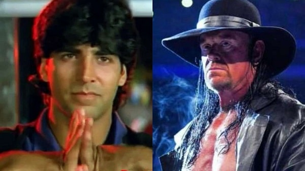 The Undertaker Challenged Akshay Kumar to Fight Again