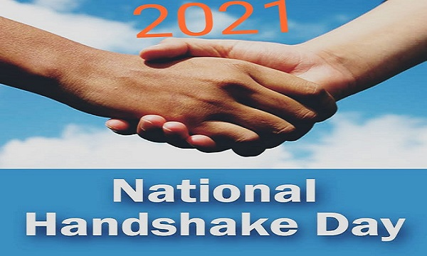 National Handshake Day 2021: Everything Know Here