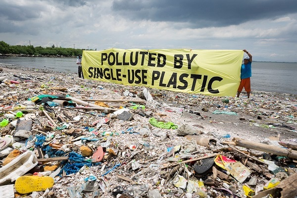 Plastic Pollution For Student For any Class