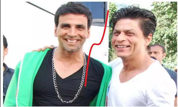 Here is Why Akshay not Work with Shahrukh Khan